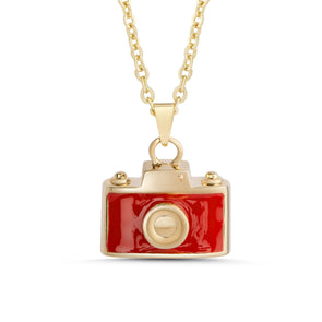 3D Camera Necklace