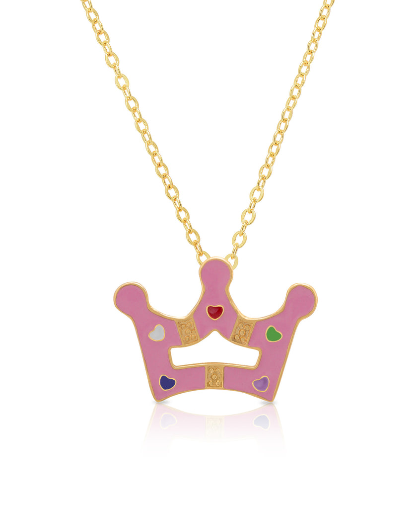 Open Crown Pendant-1