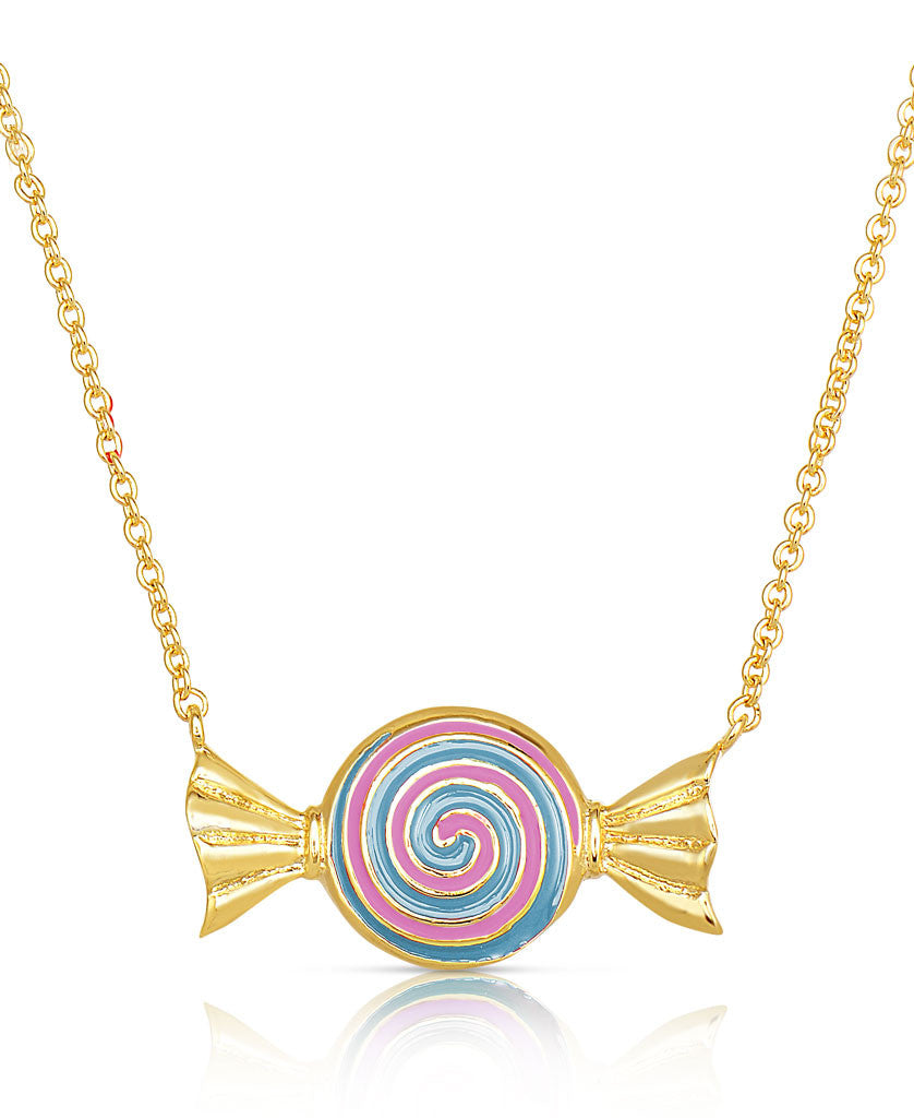 Candy Swirl Necklace-2