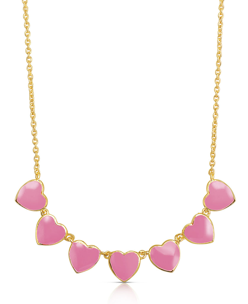 Heart-Links Necklace-1