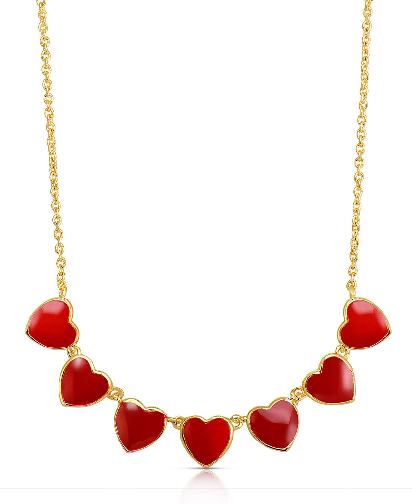 Heart-Links Necklace-2