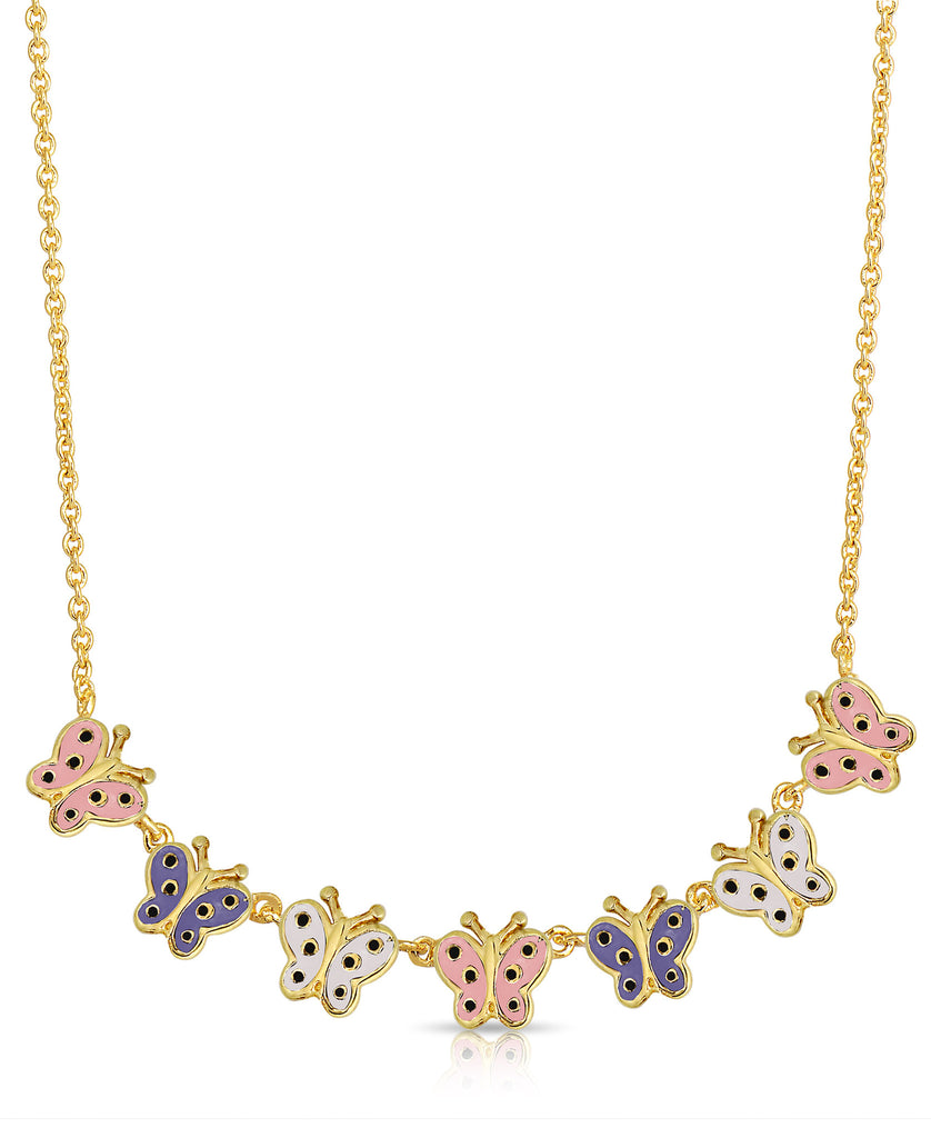 Butterfly-Links Necklace-1