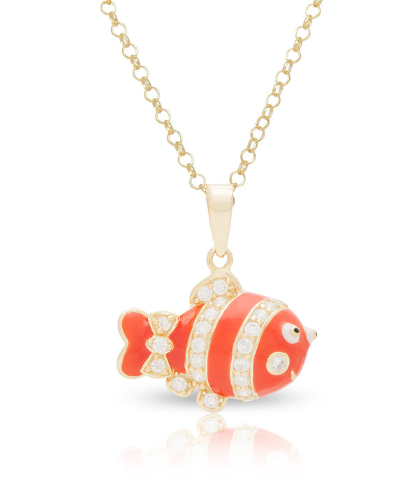 Clown Fish Pendant