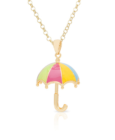 3D Umbrella Pendant