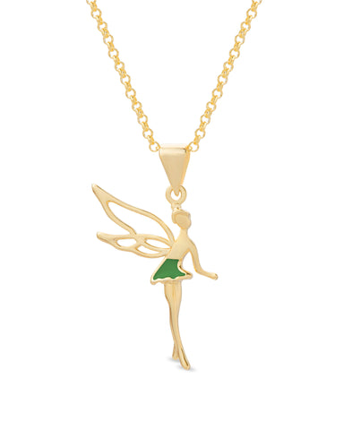 Fairy Pendant (Green)