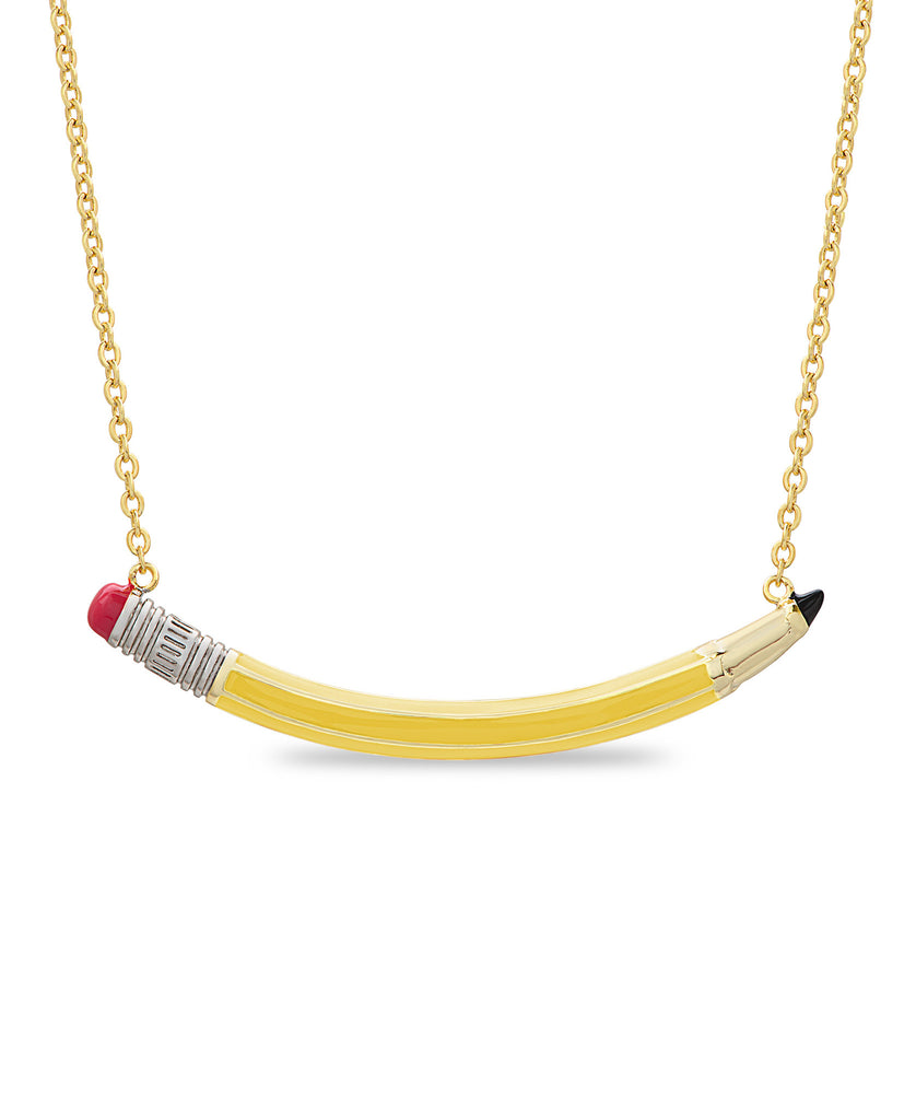 Pencil Necklace-1