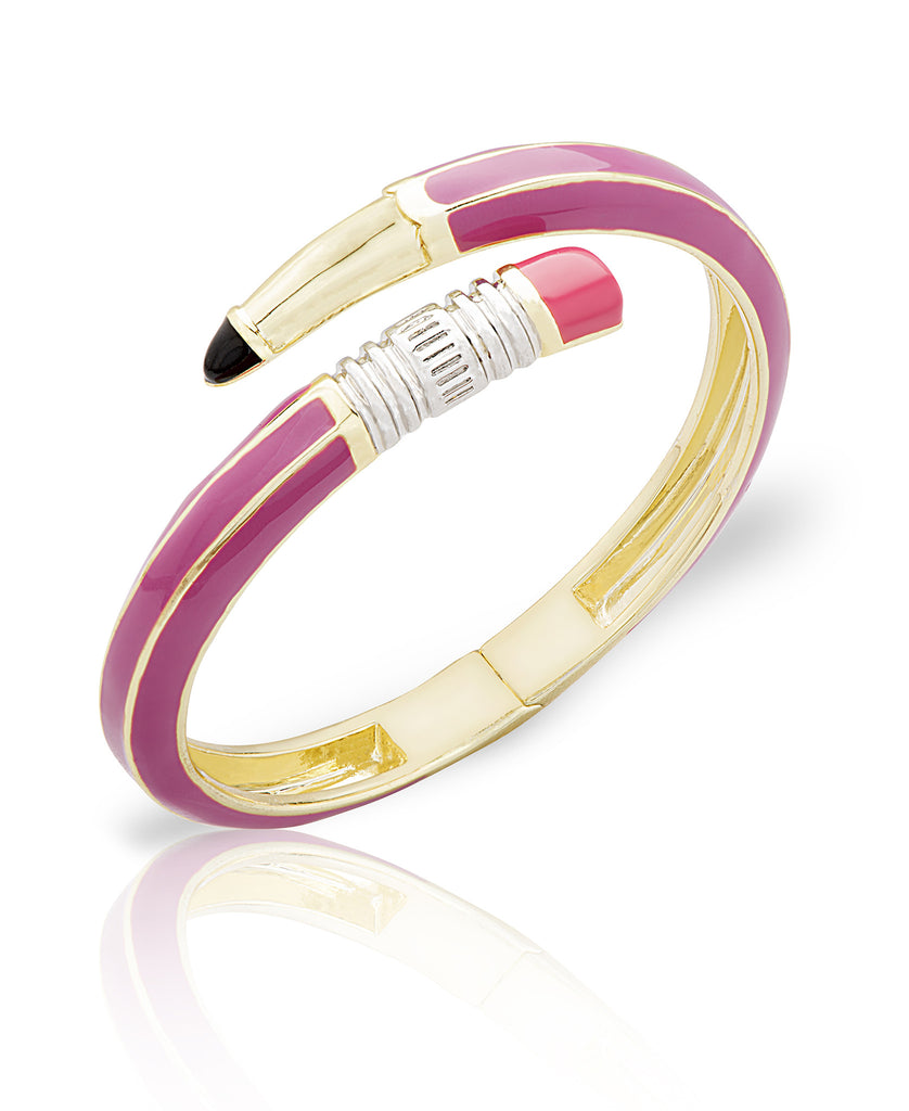 Pencil Bypass Bangle-1