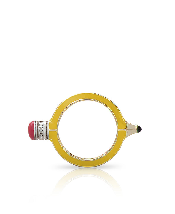 Pencil Ring (Yellow)