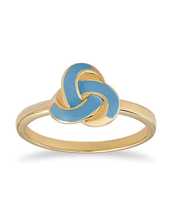 Love Knot Ring (Turquoise)