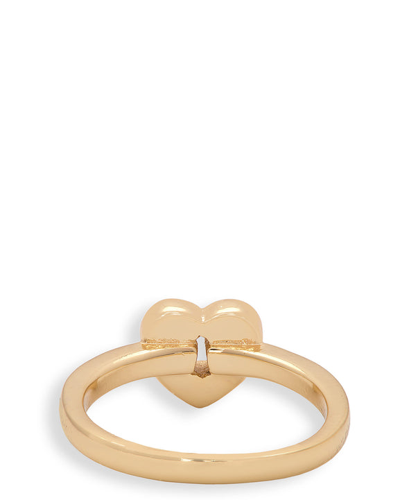 Heart Lock Ring
