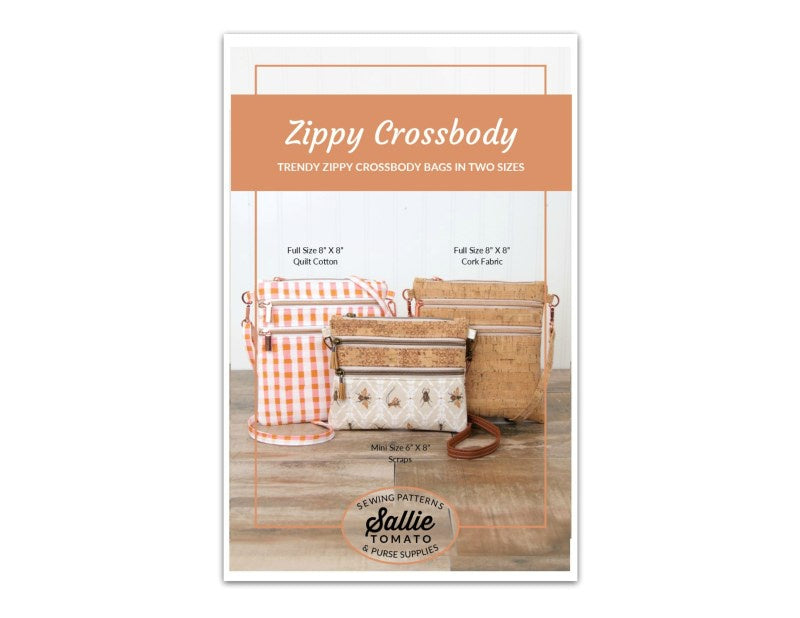 Zippy Crossbody