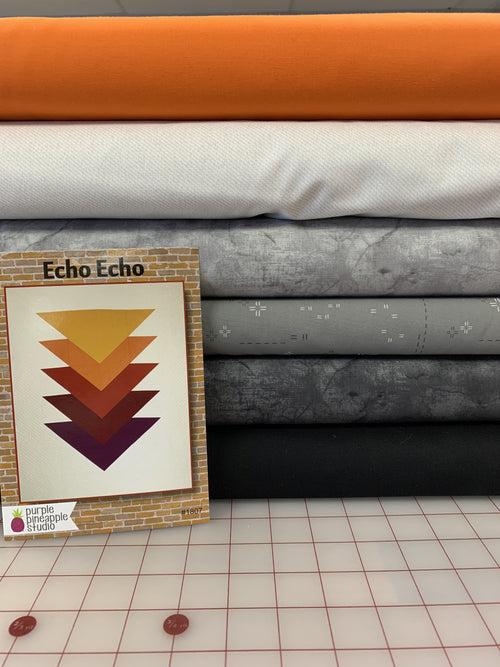 Echo Kit [Greys & Orange]