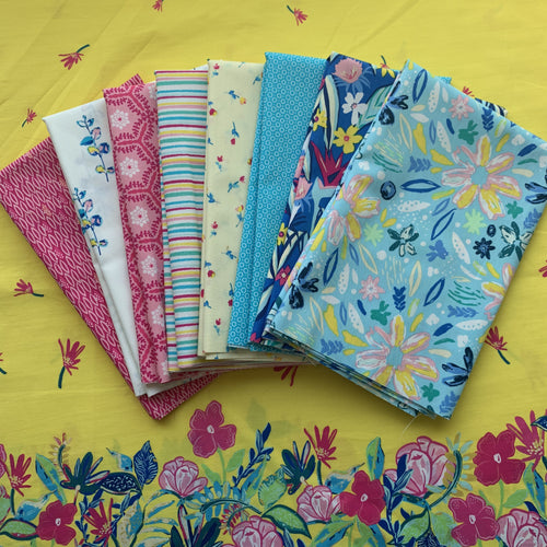 Hello Sunshine Half Yard Bundle
