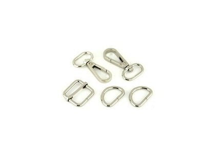 Basic Hardware Set 3/4 Nickel
