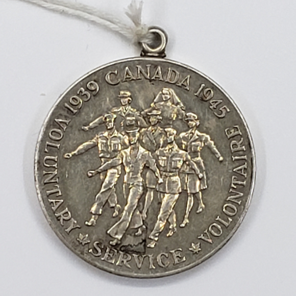 1939-1945 WWII Service Medal