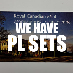 Please contact us to purchase Canadian PL sets - starting at $6 to $85