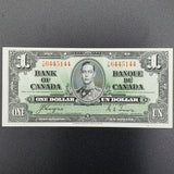 Canada 1937 $1, Coyne-Towers T/M
