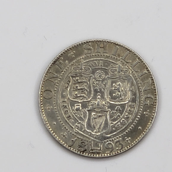Great Britain 1 Shilling 1893