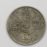Great Britain Florin 1921