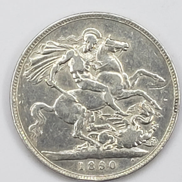 Great Britain Crown 1890