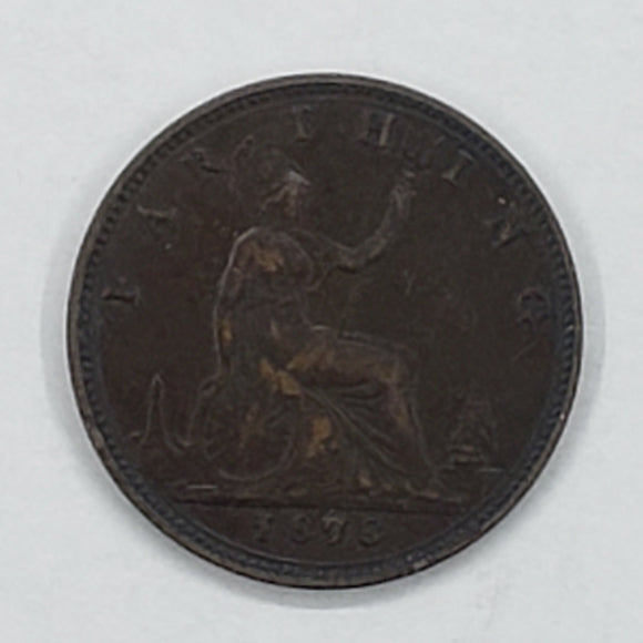 Great Britain Farthing 1878