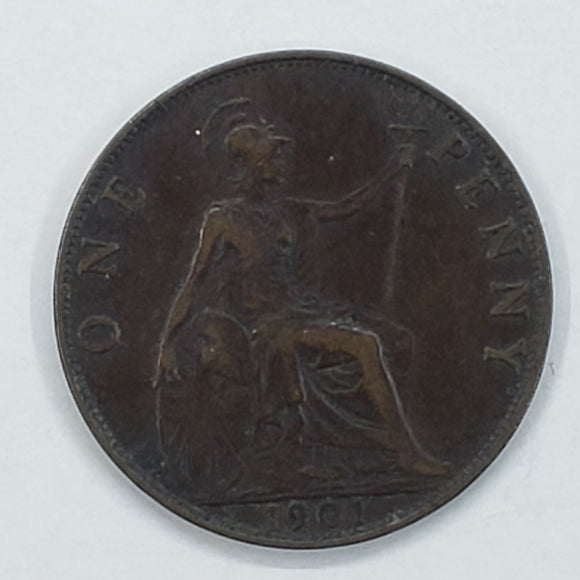 Great Britain Penny 1901