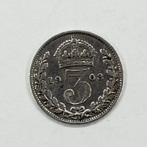 Great Britain 3 Pence 1903