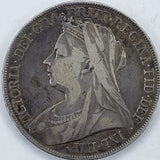 Great Britain Crown 1899