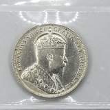 Canada 25 Cents 1902H, ICCS EF-40