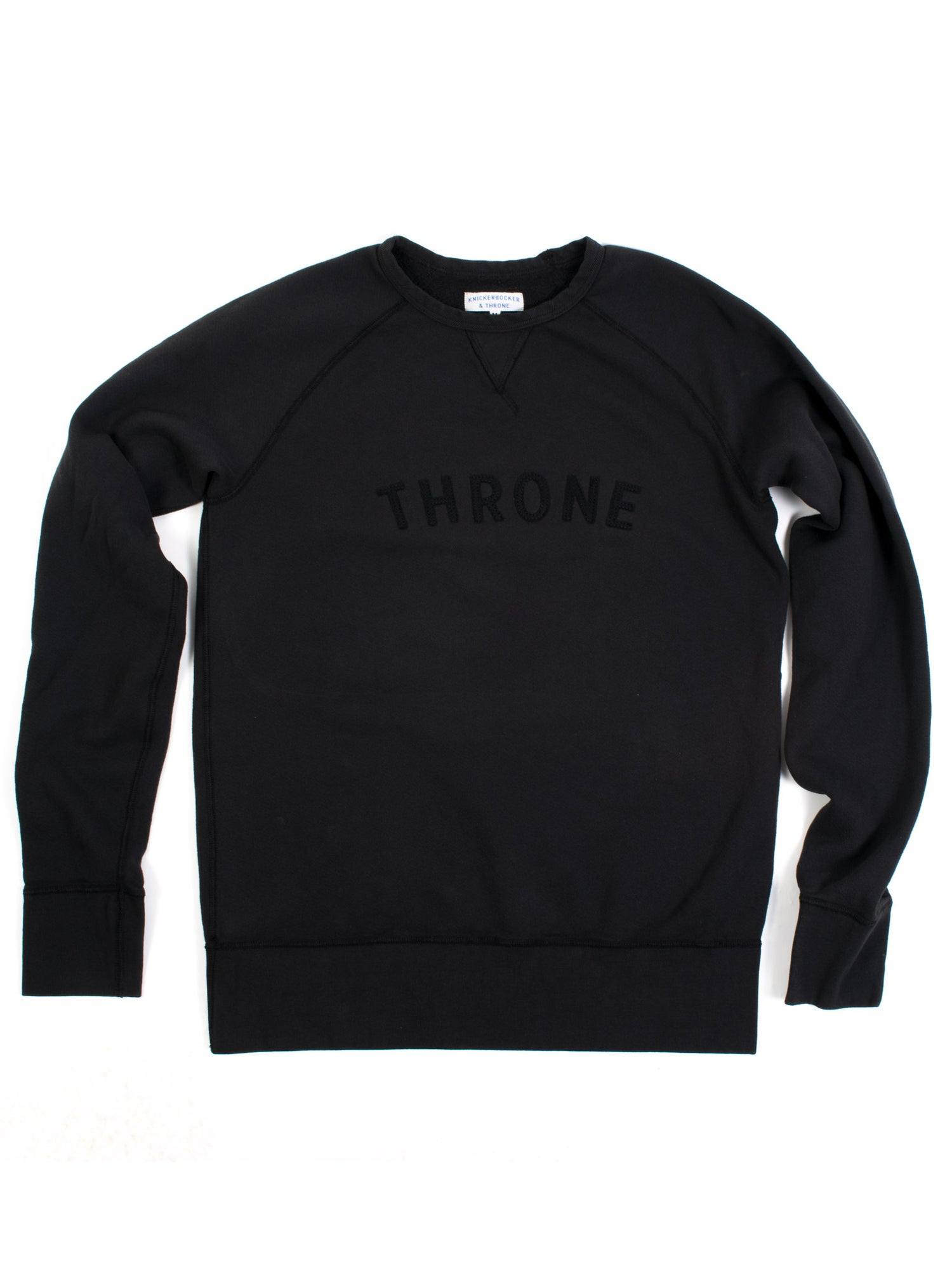 Throne x Knickerbocker Campus Sweatshirt