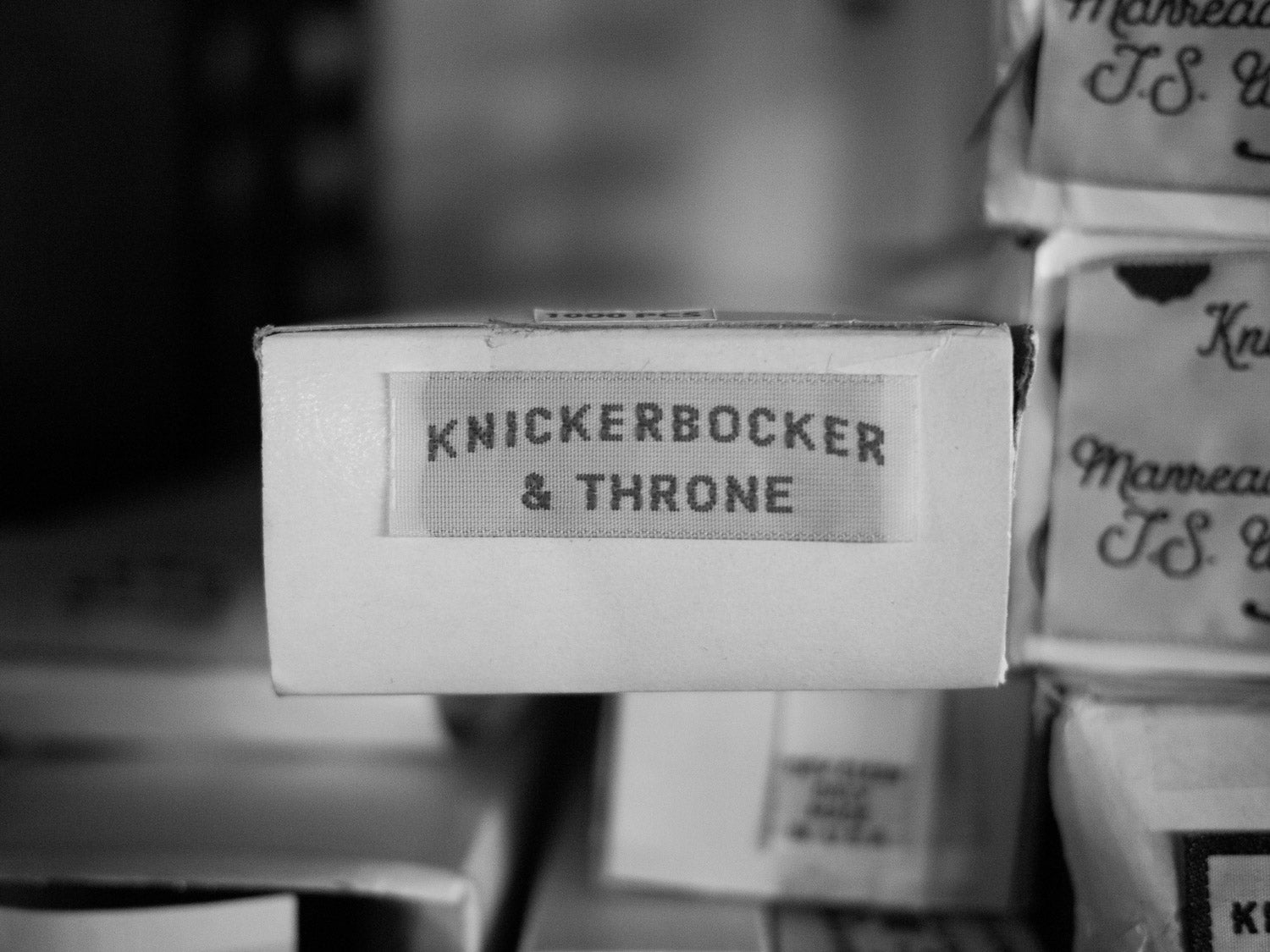 Throne x Knickerbocker 01