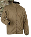 Wild Thing Soft shell fleece  Coyote (fire retardant)