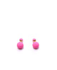 Little Big Treats Earrings - Pink - Piin | ShopPiin.com
