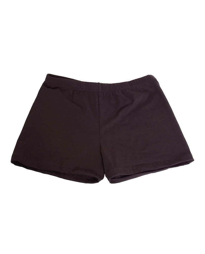 Underneath Cotton Boy Shorts - Black - Piin | ShopPiin.com