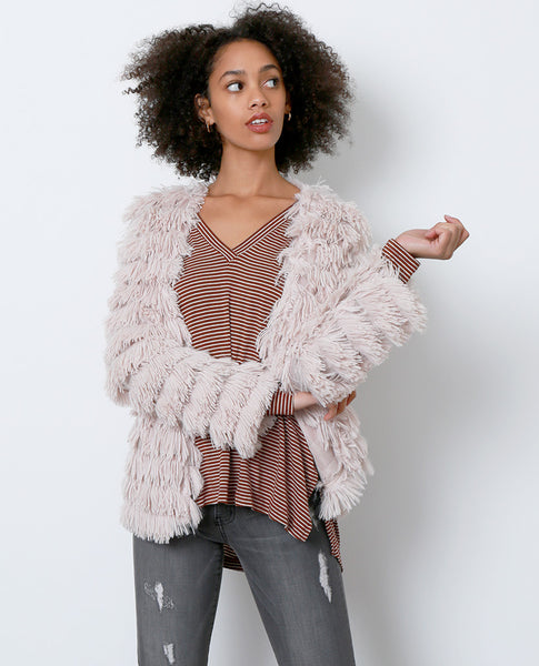 Glamming It Up Swag Jacket - Pink - Piin | ShopPiin.com