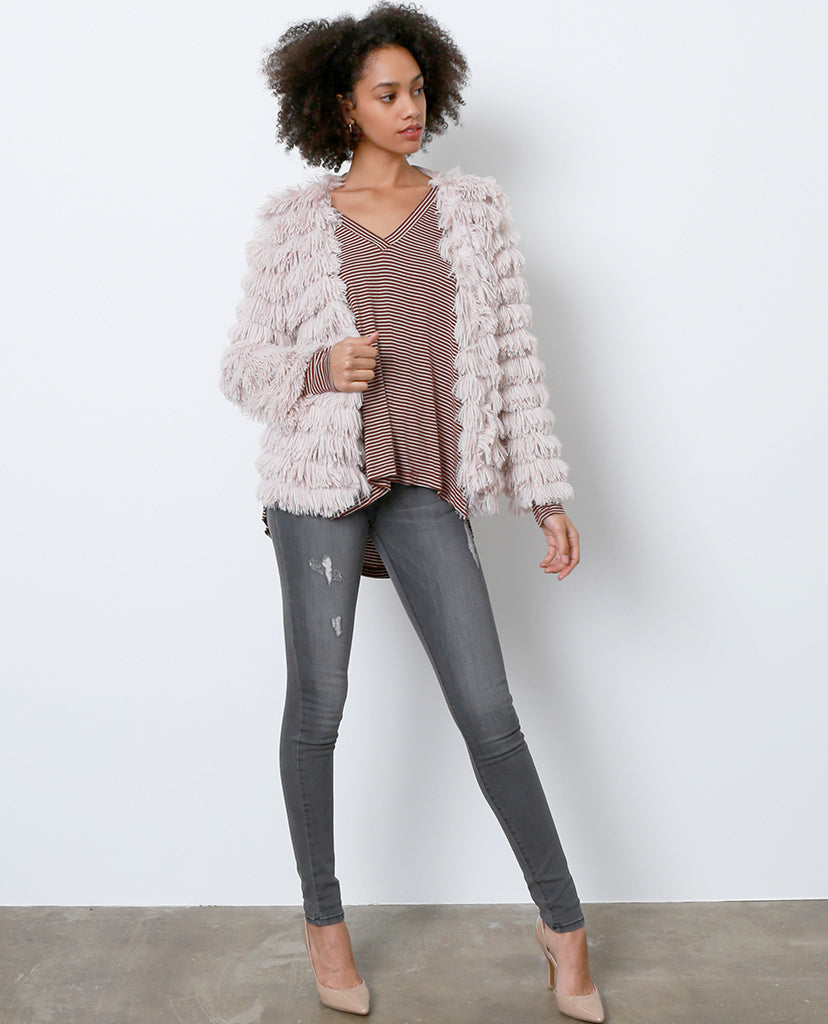Glamming It Up Swag Jacket - Pink - Piin | www.ShopPiin.com