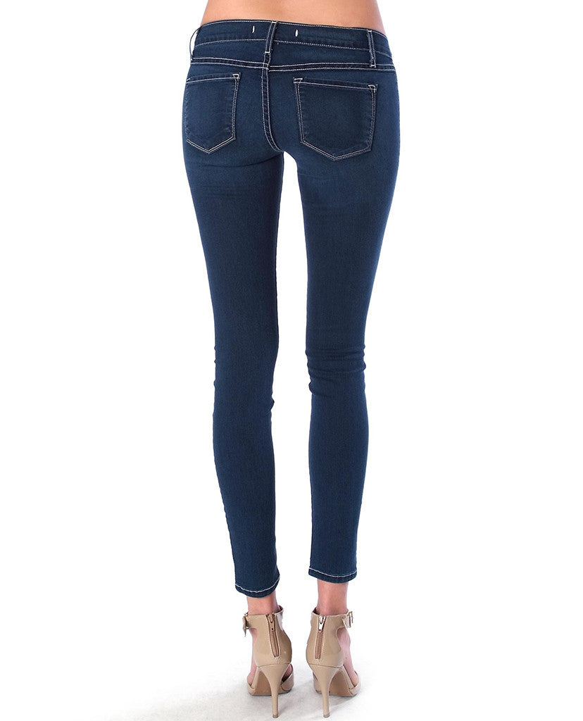 Code Breaker Denim Jeggings - Piin | www.ShopPiin.com