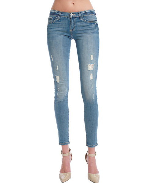 Under The Radar Skinny Denim Jeans - Piin | ShopPiin.com