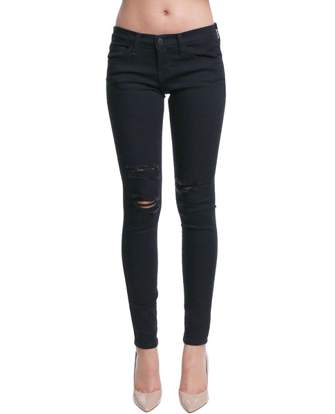 Your Favorite Black Denim Skinny Jeans - Piin | ShopPiin.com