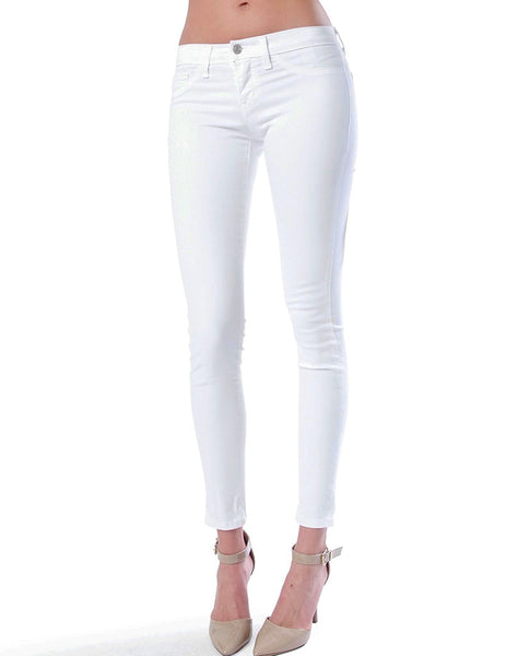 White Envy Denim Jeggings - Piin | ShopPiin.com