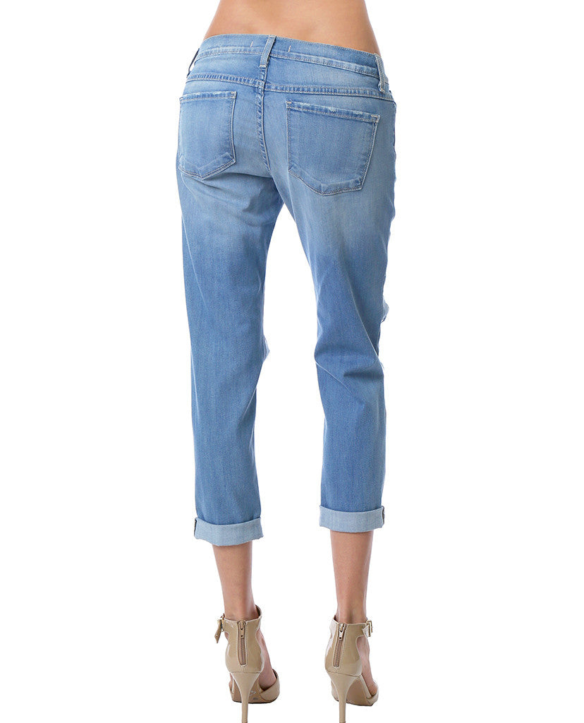 Absolutely In Boyfriend Denim Jeans - Piin | ShopPiin.com