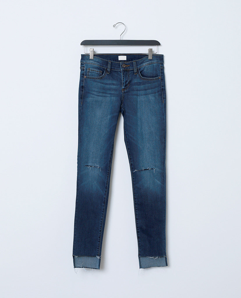 Captured Moments Denim Skinny Jeans
