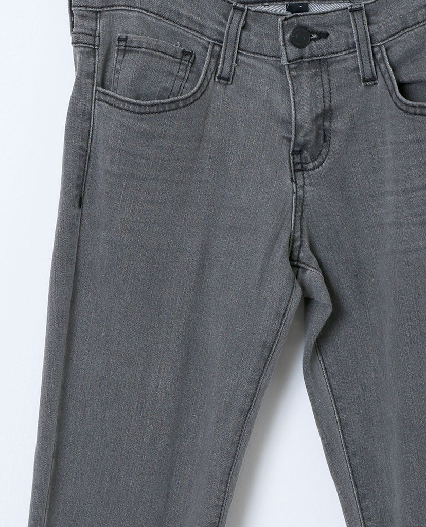 Unremarkable Skinny Denim Jeans - Gray