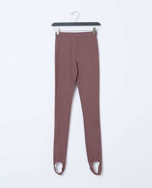 They Got It Right Stirrup Denim Jeggings - Mauve - Piin | www.ShopPiin.com