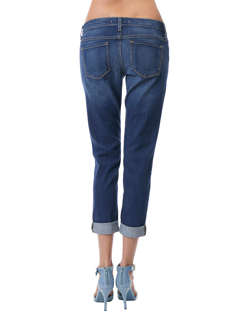 Romeo And Me Boyfriend Denim Jeans - Piin | ShopPiin.com