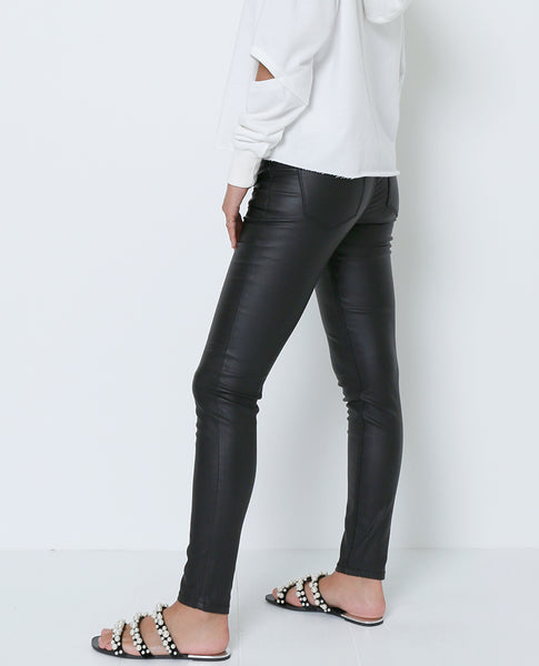 Get The Chance Black Skinny Jeans - Piin | ShopPiin.com