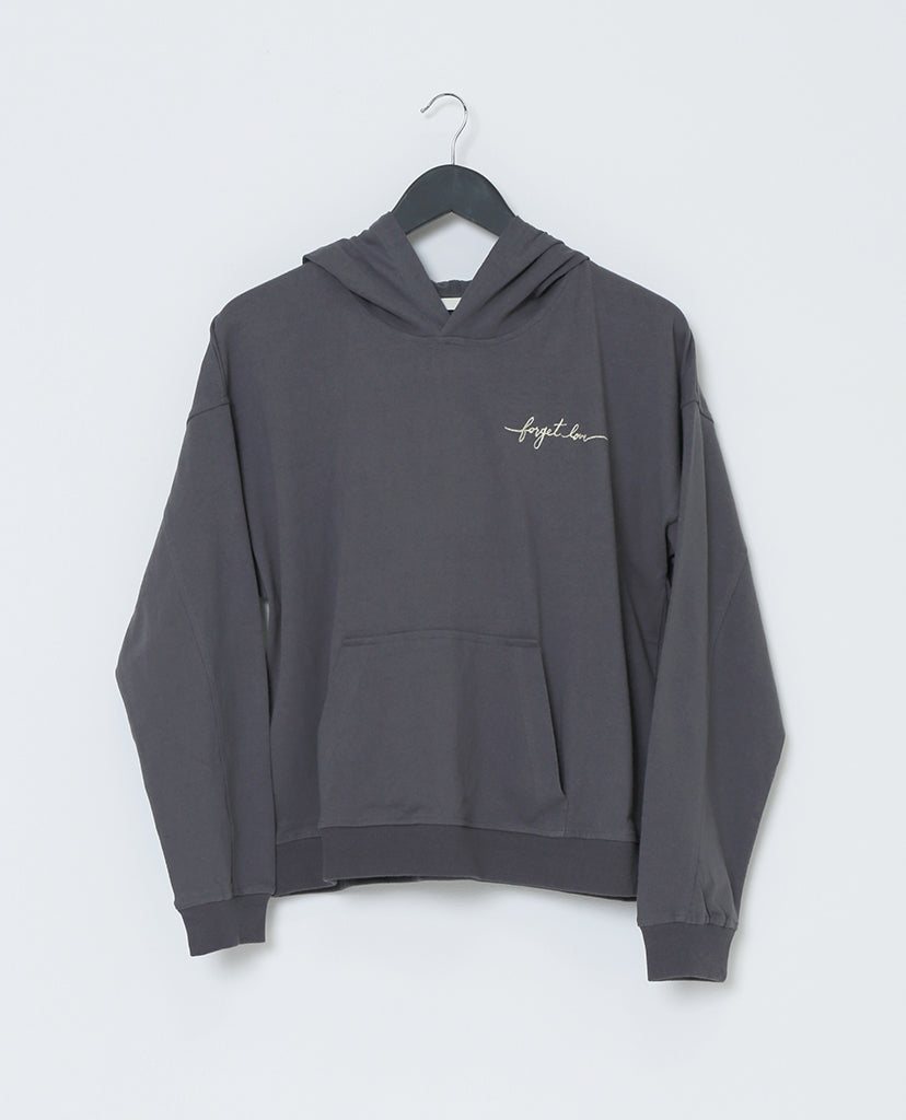 Forget Love Sweatshirt - Charcoal/Taupe - Piin | ShopPiin.com