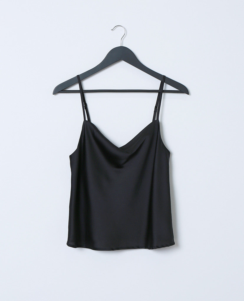 Talk To Me Tank Top - Black - Piin | ShopPiin.com