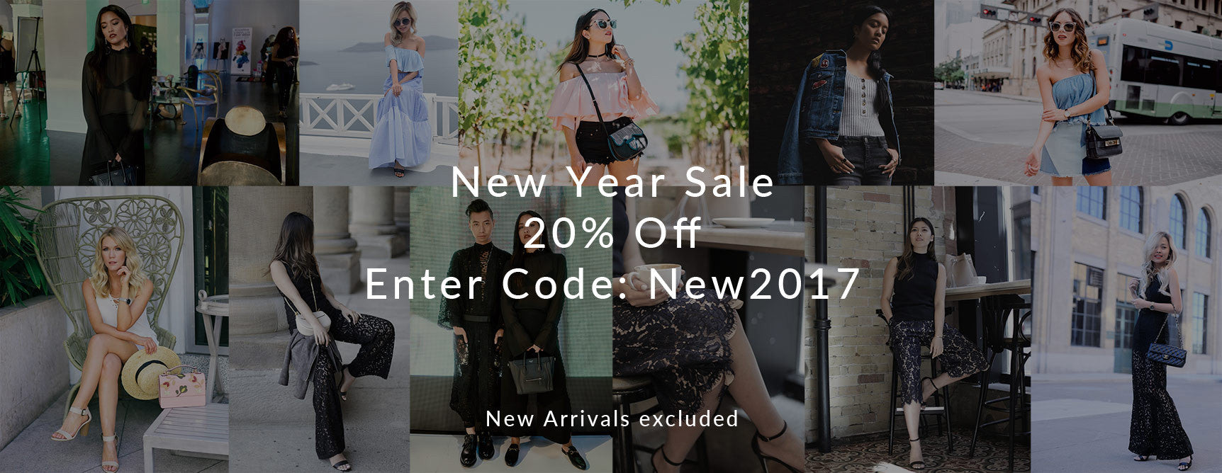 New Year Sale - 20% OFF