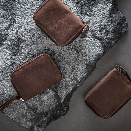 Leather Sadie Wallet